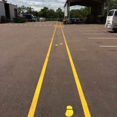 Line Marking NT